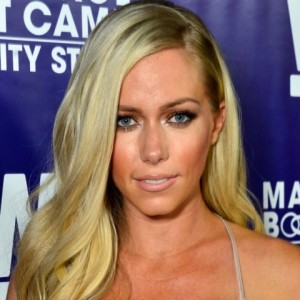 WEST HOLLYWOOD, CA - MAY 28: TV personality Kendra Wilkinson attends the premiere party for the third season of Marriage Boot Camp Reality Stars hosted by WE tv at HYDE Sunset: Kitchen + Cocktails on May 28, 2015 in West Hollywood, California. (Photo by Jerod Harris/Getty Images for WE tv)